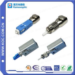 Koc Bare Fiber Optical Adapter pictures & photos