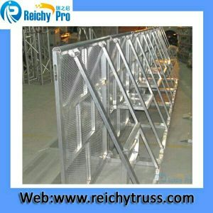 Aluminum Alloy Material Crowd Control Barrier with Multi-Gate pictures & photos