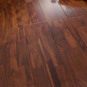 Antique Charming Natural Asian Walnut Solid Wooden Flooring