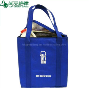 Promotional PP Non Woven Insulated Ice Bags (TP-CB273)) pictures & photos