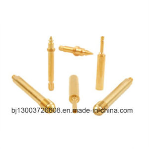 CNC Machining Brass Automobile Shafts with Good Quality
