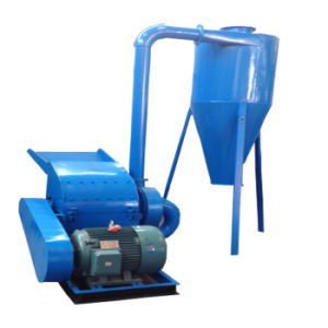 Dust Collector with Crop Straw and Wood Chips Hammer Mill pictures & photos