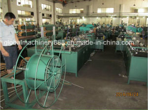 Annular Flexible Metal Pipe Manufacturing Machine for Sprinkler Hose pictures & photos