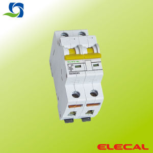 Dz50-63 Series Miniature Circuit Breaker pictures & photos