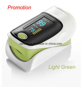 Ce FDA Color OLED Fingertip Pulse Oximeter (RPO-8A) -Fanny pictures & photos