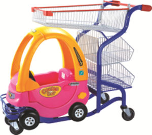 Children Toy Trolley, Shopping Trolley pictures & photos