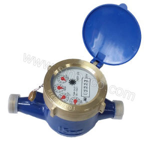 Multi Jet Dry Type Water Meter Class B / R80 pictures & photos