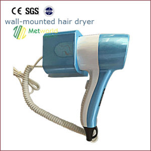 Wall Mounted Hot Hair Dryer Hair Drier Blower Blow Dryer pictures & photos