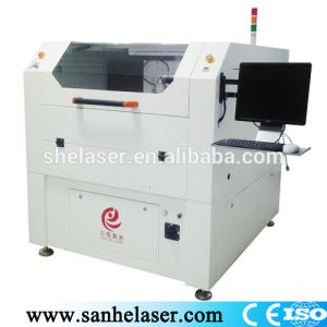 SMT Steel Mesh Laser Cutting Machine for Stainless Steel pictures & photos