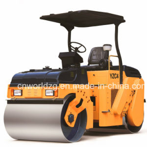 4 Ton Tandem Roller for Sale pictures & photos