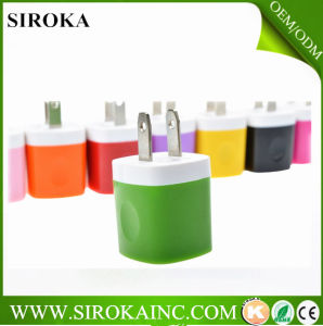 2015 Hottest Single USB Wall Charger Adapter Good Quality 1A AC USB Travel Charger for Samsung S4 pictures & photos