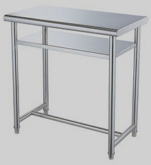 Stainless Steel Operating Floor Stainless Steel Operation Desk pictures & photos