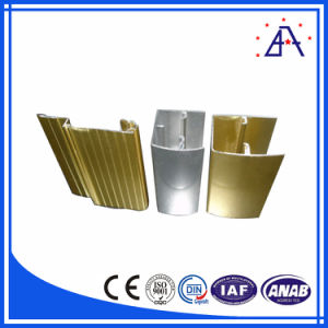 Hot Sale Polished 6063 T5 Aluminum Profile pictures & photos
