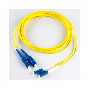 LC-Sc SMF/2 Core Fiber Patch Cord/Jumper
