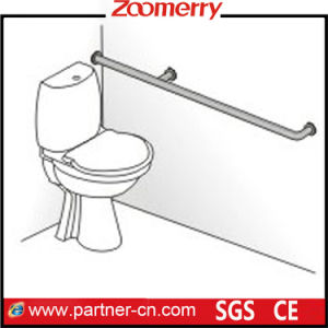 Stainless Steel Disabled Toilet Grab Rail (02-114B) pictures & photos