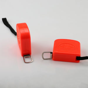 Hot Selling Custom ABS Case Mini Steel Diameter Tape Measure (ST-002) pictures & photos