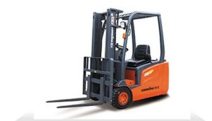 China Made Lonkinf Three Pivot Battery Electric Forklift LG20be for Sale pictures & photos