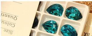 Fancy Glass Beads for Jewelry pictures & photos