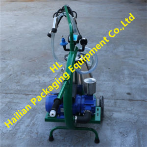 Automatic Dry Pump Milking Machine for Cows pictures & photos