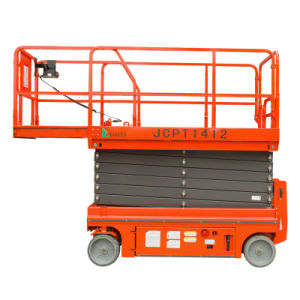 High Quality Order Quickly Movable Hydraulic 12m Scissor Lift