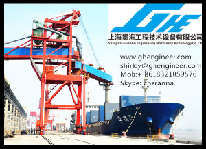 Telescopic Chute Continuous Hydraulic Ship Loader pictures & photos
