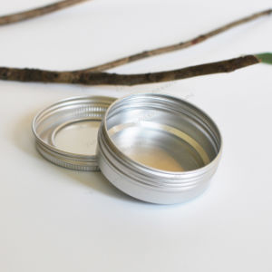 80g Aluminum Jar for Handmade Crafts Packaging pictures & photos