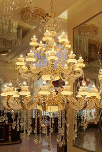 Phine European Interior Decoration Lighting with Zinc Alloy Pendant Lamp pictures & photos