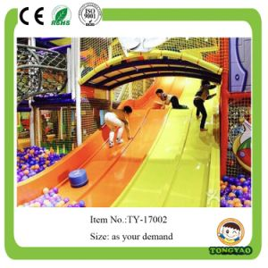 Colorful and New Design Indoor Playground (TY-17002) pictures & photos