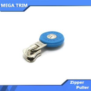 Lead Free Round Metal Zipper Silder pictures & photos