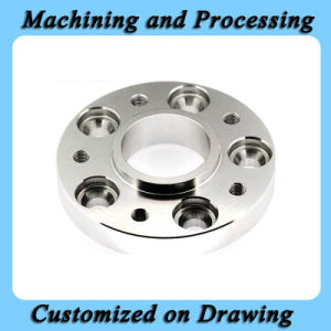 Metal Sheet Machining with High Quality