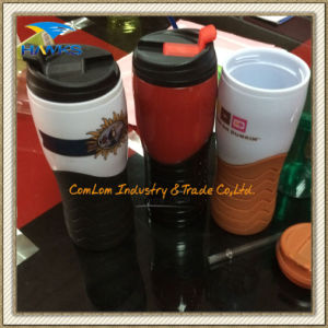 14oz Double Walled Plastic Thermal Tumbler (CL1C-E372) pictures & photos