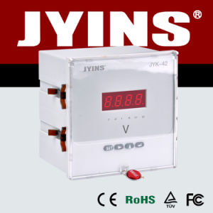 Intelligent Programmable Digital Volt Meter (JYK-42-V) pictures & photos