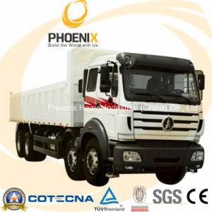 Beiben Dump Truck Tipper 6X4 with Mercedes Benz Technology pictures & photos