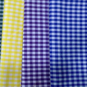 100% Polyester Yarn Dyed Color for Shirt pictures & photos