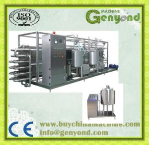 Milk Ultra High Temperature Sterilization Machine pictures & photos