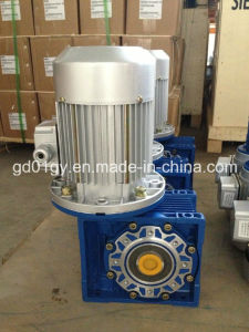 Aluminum Case Worm Gearbox Reduction pictures & photos