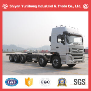 T380 10X4 Truck Chassis/50t Truck Chassis for Sale pictures & photos