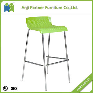 Unique Design Elegant Strongly Chair Plastic Bar Stool (Harvey) pictures & photos