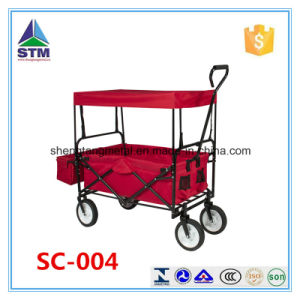 Beach Wagon Tools Usage and Stainless Steel Material Beach Cart