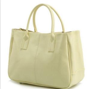 Fashional High Quality Lady PU Leather Handbag pictures & photos