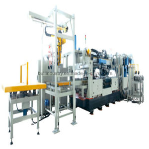 Auto Glass Making Machine- Automatically Cutting/Breaking/Grinding Machine pictures & photos