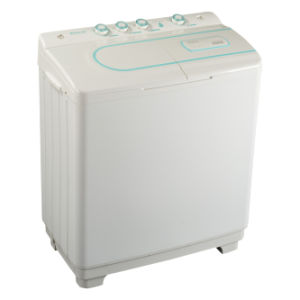 8.5kg Twin-Tub Top-Loading Washing Machine for Qishuai Model XPB85-8529SB pictures & photos