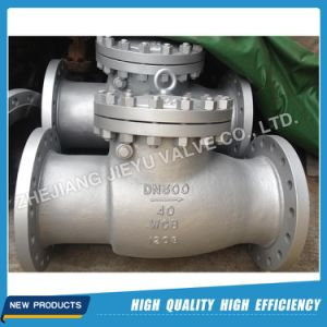 Pn40 Dn300 Wcb/1.0619/Gp240gh/GS-C25 Check Valve pictures & photos