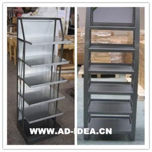Metal Display Racks PVC Foam for Cosmetic Display pictures & photos