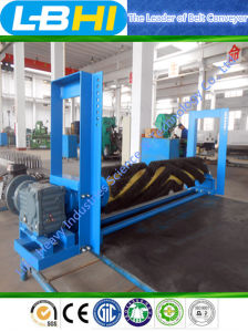 Energy-Saving Electric Belt Cleaner/ Nylon Roller Brush for Conveyor pictures & photos