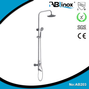 High Quality Ablinox Stainless Steel Bath Shower Mixer Taps pictures & photos