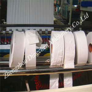 Toilet Paper Jumbo Roll Bobbin Cutter Tissue Paper Slitting Machine pictures & photos