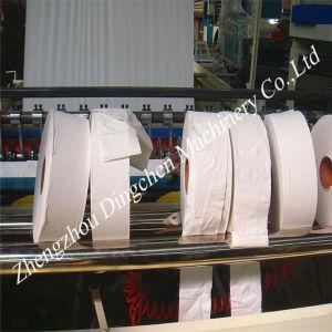 Toilet Paper Jumbo Roll Bobbin Cutter Tissue Paper Slitting Machine pictures & photos