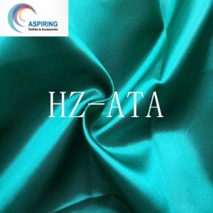 """100% Polyester Satin Fabric 125G/M 58/60"""" pictures & photos"""