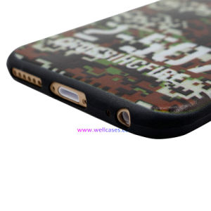 Good-Quality Mobile Phone Accessories Famous Brand Logo Case/Cover for iPhone 5/6/6 Plus pictures & photos